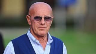 Arrigo Sacchi, 68 anni. Ansa