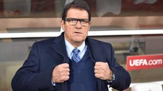 Fabio Capello, 68 anni, c.t. della Russia dal 2012. Afp