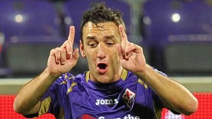 Gonzalo Rodriguez, terzo anno alla Fiorentina. Lapresse