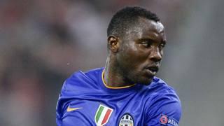 Kwadwo Asamoah, centrocampista della Juve. Lapresse