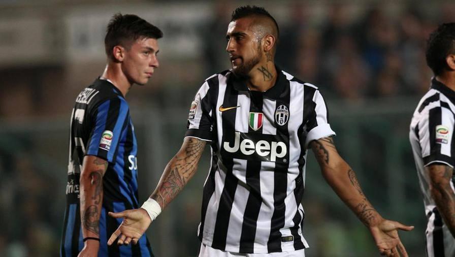 Ultime Notizie: Juve, Vidal va in panchina Nell?Inter c?è Kuzmanovic