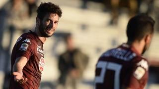 Marcelo Larrondo, attaccante del Torino. Lapresse