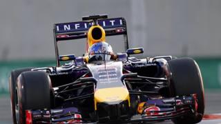 L'ala anteriore della Red Bull è stata giudicata troppo flessibile