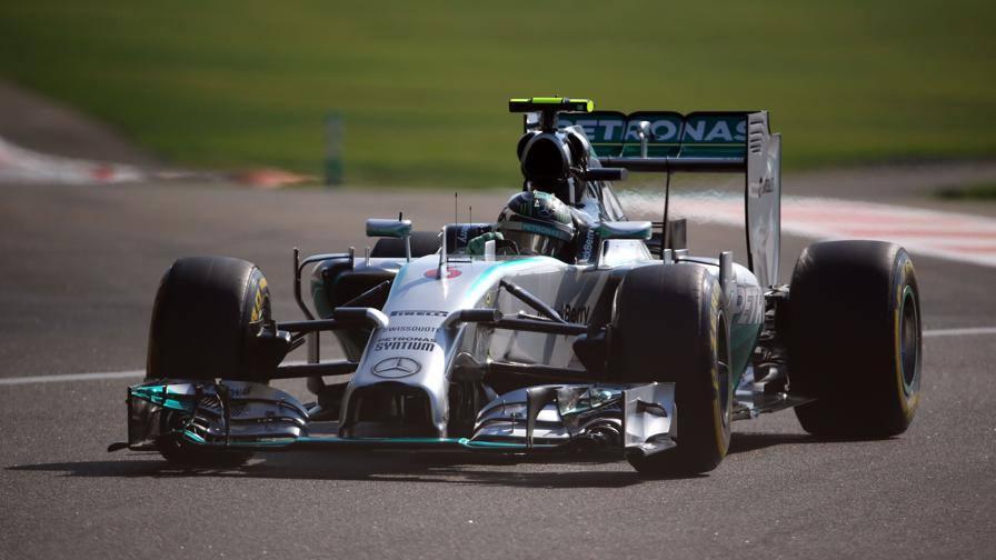 Ultime Notizie: Rosberg, che acuto Hamilton 2° e staccato