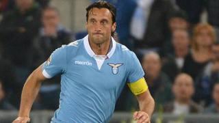 Stefano Mauri, capitano della Lazio. Ansa