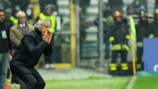 Roberto Donadoni, allenatore del Parma. Ansa