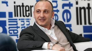 Il d.t. dell'Inter Piero Ausilio