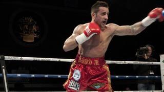 Gianluca Branco, 44 anni. ha ottenuto il 44� successo. Romagnoli