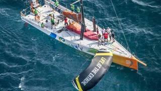 Sistema di emergenza per la Volvo Race