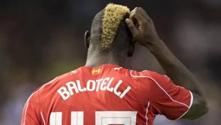 Mario Balotelli, 24 anni. Afp