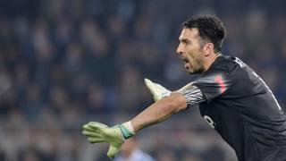 Gigi Buffon, 36 anni, portiere della Juve. LaPresse