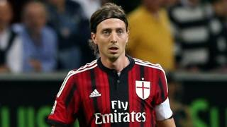 Riccardo Montolivo, 29 anni, al milan dal 2012. Forte