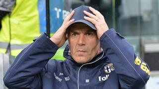 Roberto Donadoni, tecnico del Parma. Ansa