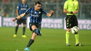 Luca Cigarini, centrocampista dell'Atalanta. Getty