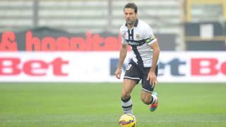 Massimo Gobbi, esterno del Parma. LaPresse