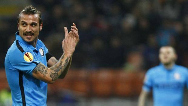 Dani Osvaldo, 28 anni, 6 gol in stagione. LaPresse