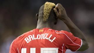 Mario Balotelli, 24 anni, zero reti in Premier con il Liverpool. Afp