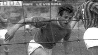 Piergiorgio Corno in una foto degli anni Sessanta