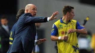 Rolando Maran, tecnico del Chievo Verona. Lapresse