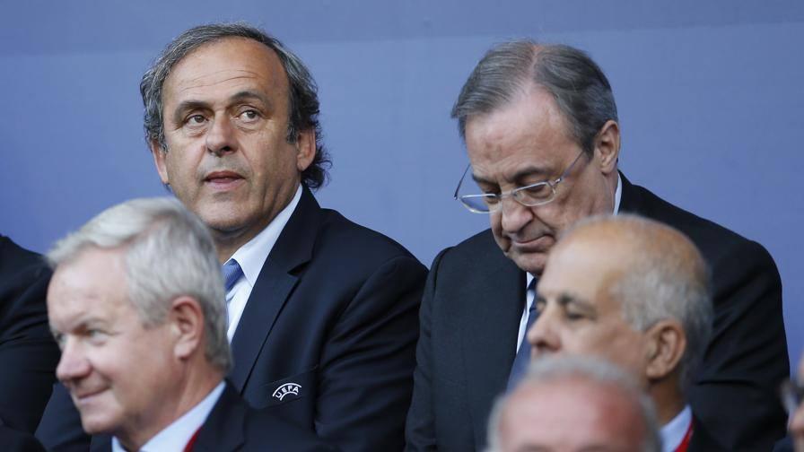 Ultime Notizie: Ancelotti contro Platini Il Real: