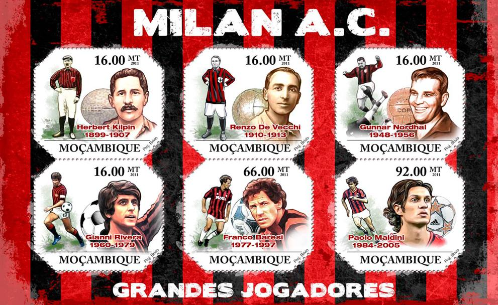 Milan, 115 anni di storia - La Gazzetta dello Sport