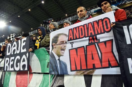 La fiducia dei tifosi della Juve prima del fischio di inizio: