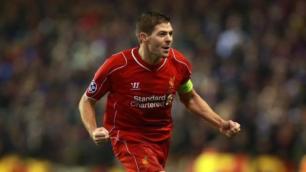 Steven Gerrard, 34 anni. LaPresse