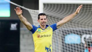 Sergio Pellissier, 35 anni. laPresse