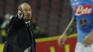 Rafa Benitez, � alla seconda stagione come tecnico del Napoli. Ansa