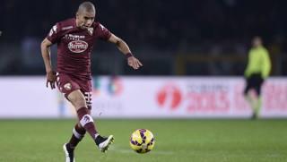 Bruno Peres, 24 anni, prima stagione al Torino. LaPresse