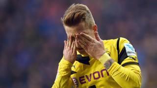 Marco Reus, 25 anni, al Dortmund dal 2012. Epa