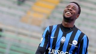 Richmond Boakye, 21 anni, attaccante dell'Atalanta. LaPresse