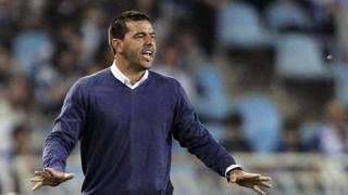 Cosmin Contra, 39 anni, nuovo allenatore del Guangzhou R&F. Epa