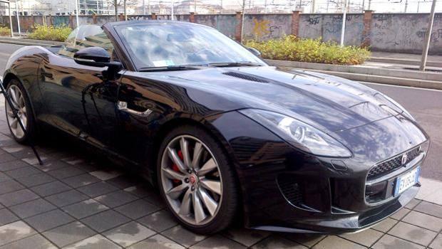 Jaguar F-Type S Convertible, l'inglese scoperta e sexy ...