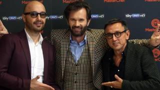 Joe Bastianich (46 anni), Carlo Cracco (49), Bruno Barbieri (52): i tre giudici di MasterChef