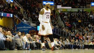 LeBron James, 21 punti nel k.o. con Atlanta. Reuters