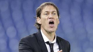 Rudi Garcia, allenatore della Roma. Ansa