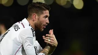 Sergio Ramos, 28 anni, difensore del Real Madrid. Afp