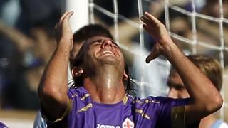 Alberto Aquilani, centrocampista della Fiorentina. Getty