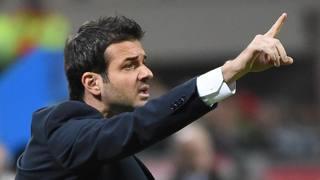 Andrea Stramaccioni, 38 anni, prima stagione a Udine. Ansa