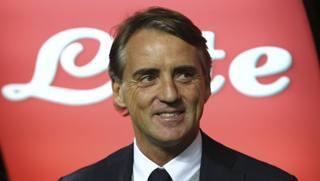 Roberto Mancini, tecnico dell'Inter. Getty