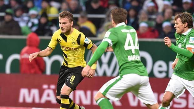 Bundesliga Il Borussia Dortmund Frana Anche Col Werder