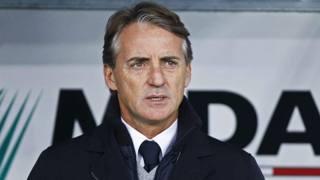 Roberto Mancini, tecnico dell'Inter. LaPresse