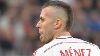 Jeremy Menez, 27 anni, 8 gol in stagione. Ansa