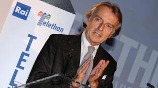 Luca Montezemolo, 67, presidente di Alitalia. Ansa
