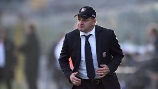 Beppe Iachini, 50 anni, sulla panchina del Palermo da settembre 2013. Getty