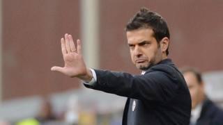 Andrea Stramaccioni, primo anno alla guida dell'Udinese. Ansa