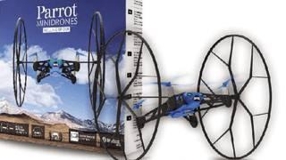 Un drone ultra compatto, da guidare via smartphone? Perch� no