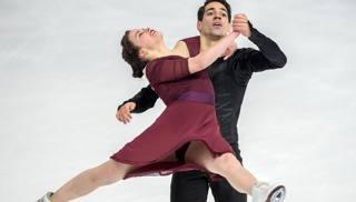 Anna Cappellini e Luca Lanotte, quarto titolo tricolore. Activa Foto