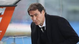Rudy Garcia, 50 anni, allena la Roma da due stagioni. Ansa
